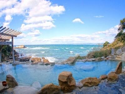 浜千鳥の湯 海舟